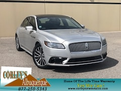 Used Vehicles for sale 2018 Lincoln Continental Select Sedan 1LN6L9SK9J5611973 in Albuquerque, NM
