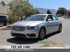 New Lincoln Models for sale 2020 Lincoln Continental Standard Sedan in Albuquerque, NM