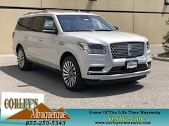 New Lincoln Models for sale 2019 Lincoln Navigator L Reserve SUV 5LMJJ3LT9KEL18285 in Albuquerque, NM