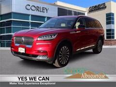 New Lincoln Models for sale 2020 Lincoln Aviator Reserve SUV in Albuquerque, NM