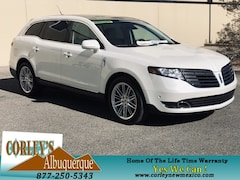New Lincoln Models for sale 2018 Lincoln MKT Reserve SUV 2LMHJ5AT0JBL01423 in Albuquerque, NM