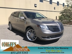Used Vehicles for sale 2018 Lincoln MKT Reserve SUV 2LMHJ5AT7JBL02584 in Albuquerque, NM