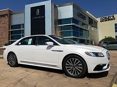 New Lincoln Models for sale 2018 Lincoln Continental Select Sedan 1LN6L9SK7J5611972 in Albuquerque, NM