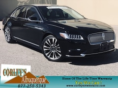Used Vehicles for sale 2017 Lincoln Continental Reserve Sedan 1LN6L9RP4H5617045 in Albuquerque, NM