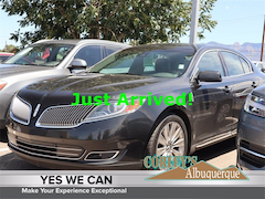Used Vehicles for sale 2014 Lincoln MKS Ecoboost Sedan in Albuquerque, NM