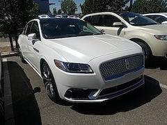 New Lincoln Models for sale 2018 Lincoln Continental Reserve Sedan 1LN6L9RP5J5610384 in Albuquerque, NM