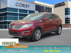 Used Vehicles for sale 2018 Lincoln MKC Reserve SUV in Albuquerque, NM