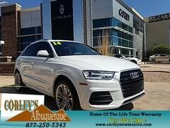 Used Vehicles for sale 2016 Audi Q3 2.0T Premium Plus SUV WA1EFCFS3GR024629 in Albuquerque, NM