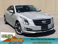 2016 Cadillac ATS 3.6L Luxury Coupe