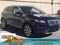 New Lincoln Models for sale 2019 Lincoln MKC Reserve SUV 5LMCJ3D97KUL17430 in Albuquerque, NM