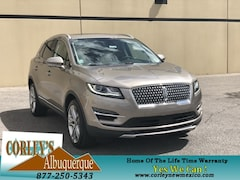 New Lincoln Models for sale 2019 Lincoln MKC Reserve SUV 5LMCJ3D96KUL42626 in Albuquerque, NM