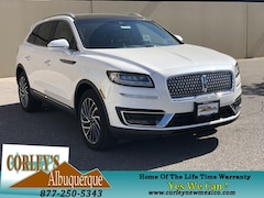 New Lincoln Models for sale 2019 Lincoln Nautilus Reserve SUV 2LMPJ8LP8KBL41909 in Albuquerque, NM