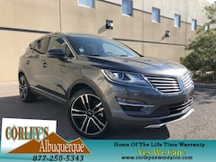 Used Vehicles for sale 2017 Lincoln MKC Reserve SUV 5LMTJ3DHXHUL33511 in Albuquerque, NM