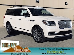New Lincoln Models for sale 2019 Lincoln Navigator Reserve SUV 5LMJJ2LT8KEL06834 in Albuquerque, NM