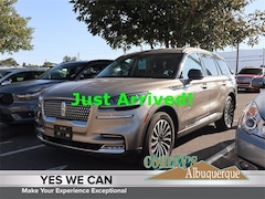 Used Vehicles for sale 2020 Lincoln Aviator Reserve SUV in Albuquerque, NM
