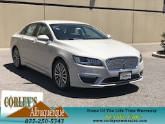 New Lincoln Models for sale 2019 Lincoln MKZ Reserve Sedan 3LN6L5C95KR631026 in Albuquerque, NM