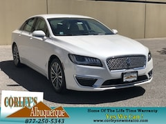 New Lincoln Models for sale 2019 Lincoln MKZ Reserve Sedan 3LN6L5C98KR623745 in Albuquerque, NM