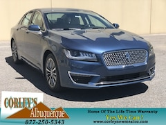 New Lincoln Models for sale 2019 Lincoln MKZ Base Sedan 3LN6L5A93KR622098 in Albuquerque, NM