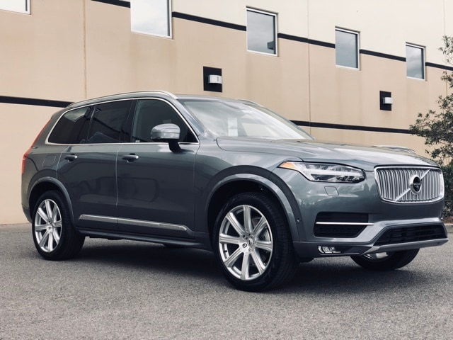 New 2019 Volvo Xc90 For Sale At Corley S Albuquerque Volvo