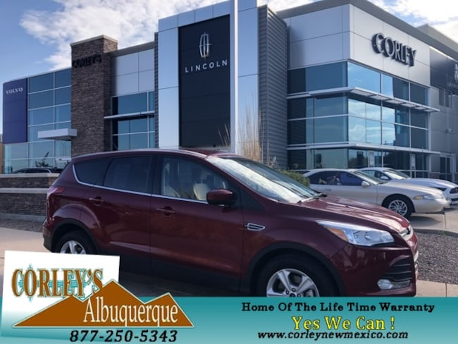 Used 2015 Ford Escape SE SUV Albuquerque