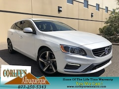 Used 2015 Volvo V60 T6 R-Design Platinum Wagon YV1902SH3F1191190 for Sale in Albuquerque near Bernalillo