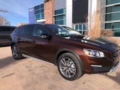 New 2018 Volvo V60 Cross Country T5 AWD Wagon Albuquerque