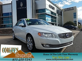Used 2015 Volvo S80 T6 Platinum Sedan YV1902MD6F1182705 for Sale in Albuquerque near Bernalillo