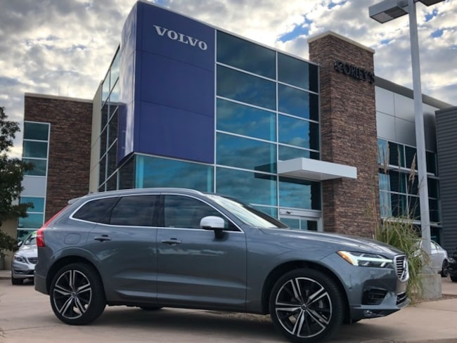 New 2018 Volvo XC60 T5 AWD R-Design SUV Albuquerque