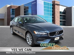 New 2020 Volvo S60 T5 Momentum Sedan Albuquerque