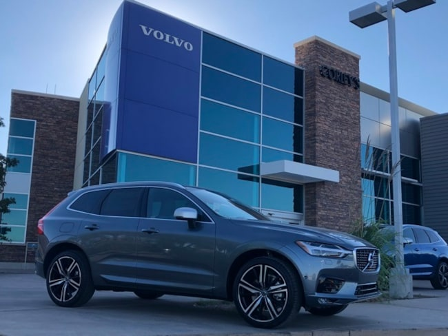 New 2019 Volvo XC60 T6 R-Design SUV Albuquerque
