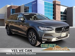 New 2020 Volvo V90 Cross Country T6 Wagon Albuquerque