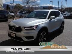 Used 2019 Volvo XC40 T5 Momentum SUV YV4162UK0K2154996 for Sale in Albuquerque near Bernalillo