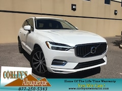Used 2018 Volvo XC60 T5 AWD Inscription SUV YV4102RL1J1030453 for Sale in Albuquerque near Bernalillo