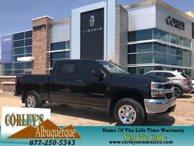 Used 2017 Chevrolet Silverado 1500 Truck Crew Cab Albuquerque