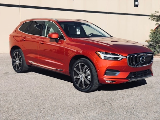 New 2019 Volvo XC60 T6 Inscription SUV Albuquerque