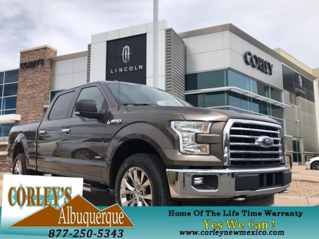 Used 2015 Ford F-150 Truck SuperCrew Cab Albuquerque