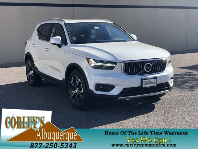 New 2020 Volvo XC40 in Albuquerque NM | VIN: YV4AC2HL7L2175857