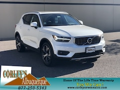 New 2020 Volvo XC40 T4 Inscription SUV YV4AC2HL7L2175857 Albuquerque