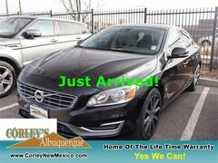 Used 2017 Volvo S60 T5 Inscription Sedan LYV402HK1HB132797 for Sale in Albuquerque near Bernalillo
