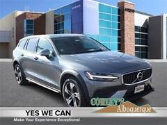 New 2020 Volvo V60 Cross Country T5 Wagon Albuquerque