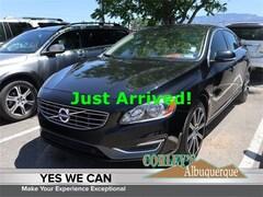 Used 2018 Volvo S60 T5 Inscription Sedan LYV402HK5JB172841 for Sale in Albuquerque near Bernalillo