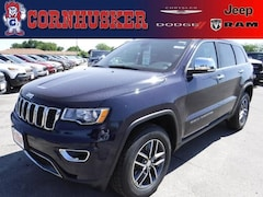 New 2017 Jeep Grand Cherokee LIMITED 4X4 Sport Utility in Norfolk,NE