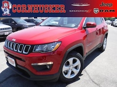 New 2017 Jeep Compass LATITUDE 4X4 Sport Utility in Norfolk,NE