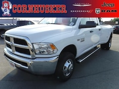 New 2017 Ram 3500 TRADESMAN CREW CAB 4X4 8' BOX Crew Cab in Norfolk,NE
