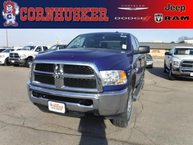 New 2018 Ram 2500 TRADESMAN CREW CAB 4X4 6'4 BOX Crew Cab in Norfolk, NE