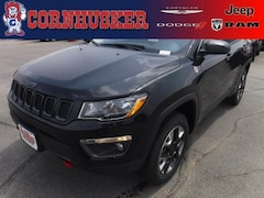New 2018 Jeep Compass TRAILHAWK 4X4 Sport Utility in Norfolk,NE