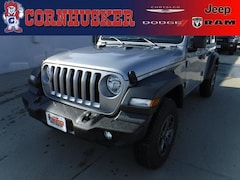 New 2018 Jeep Wrangler UNLIMITED SPORT S 4X4 Sport Utility in Norfolk,NE