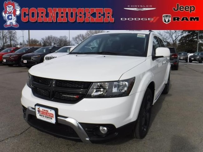 New 2018 Dodge Journey CROSSROAD AWD Sport Utility in Norfolk, NE