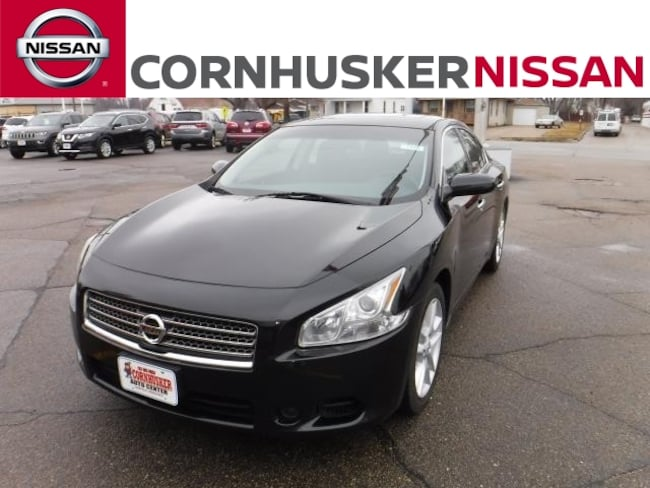 Used 2010 Nissan Maxima 4dr Sdn Cvt For Sale In Norfolk Ne