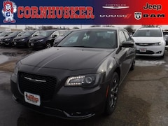 New 2018 Chrysler 300 S AWD Sedan in Norfolk,NE